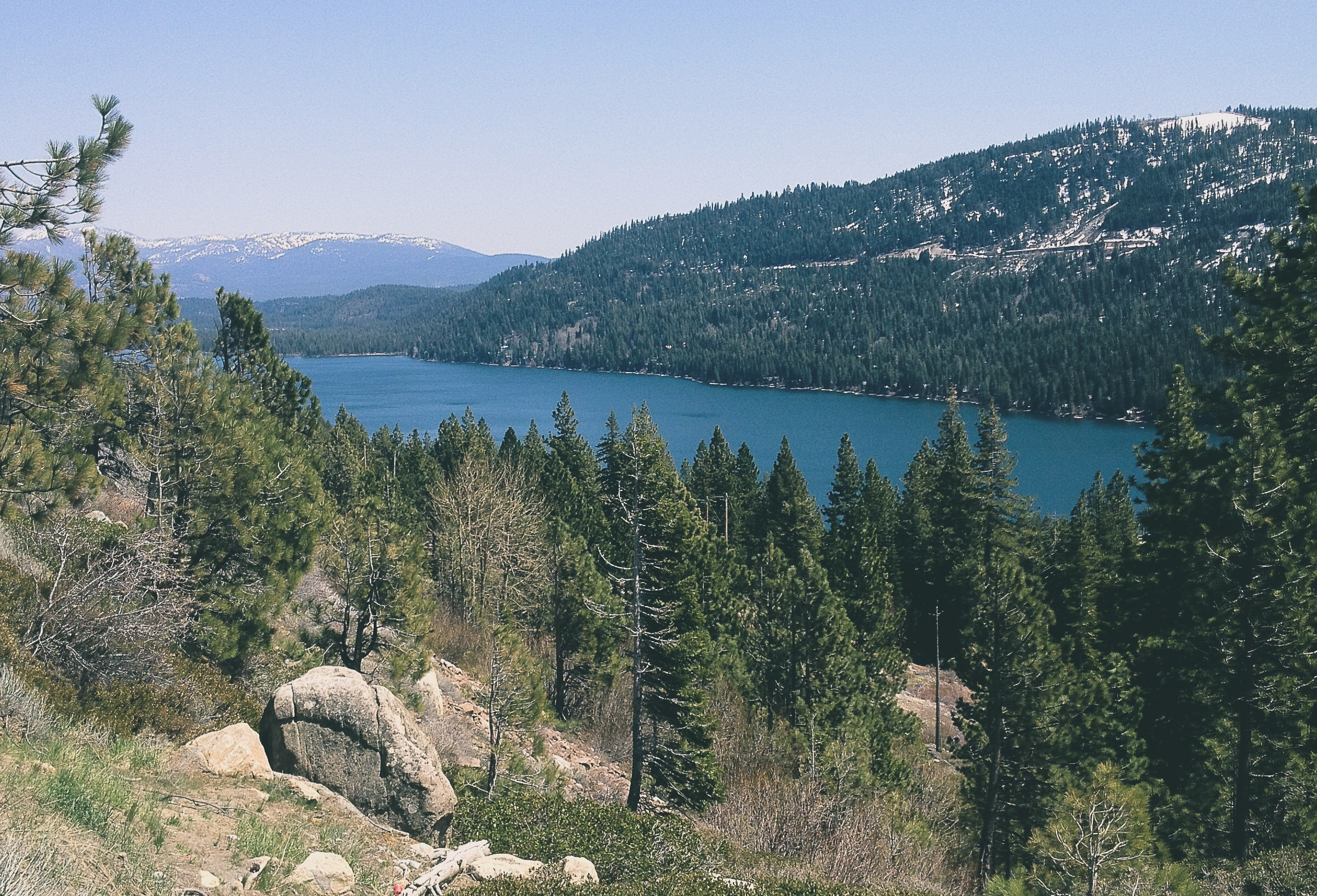 Donner Lake Camping Guide