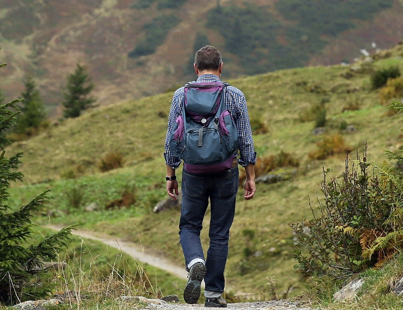 How long does it take to hike a mile