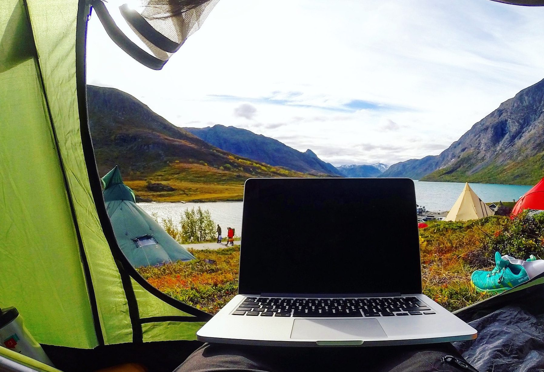 How to Get WIFI while Camping