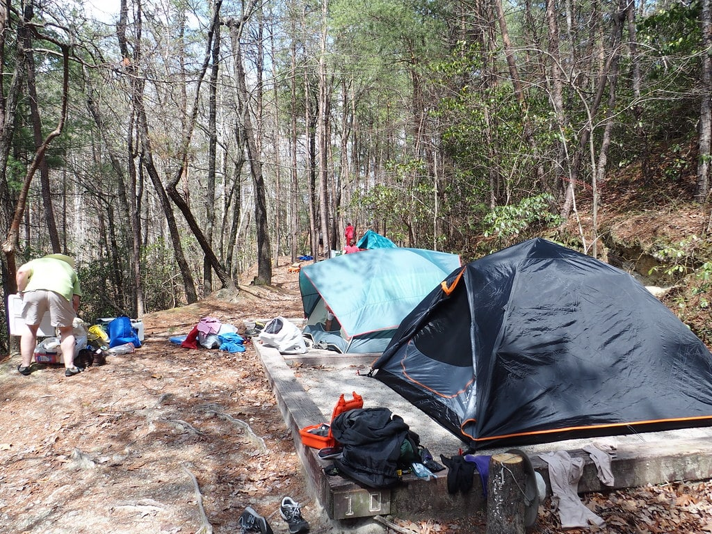 Lake Jocassee Camping Guide