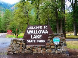 Wallowa Lake Camping  Locations